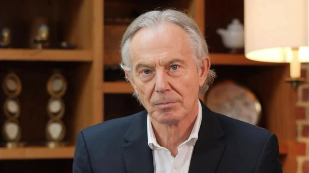 Tony Blair is NOT HAPPY with Vaccine roll out and vax Passports