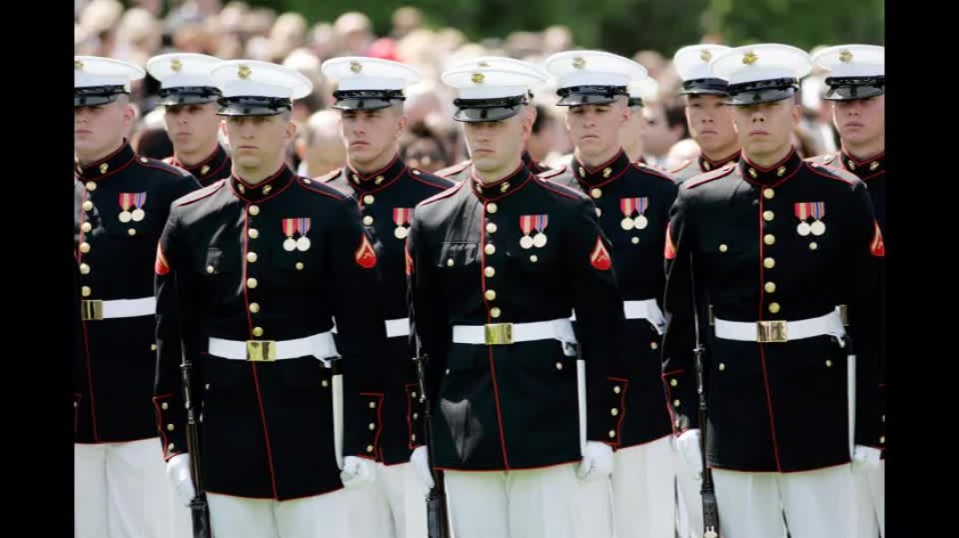 Semper coronavirus - Almost 40 percent of Marines are declining the NWO Genetic Code Injection!