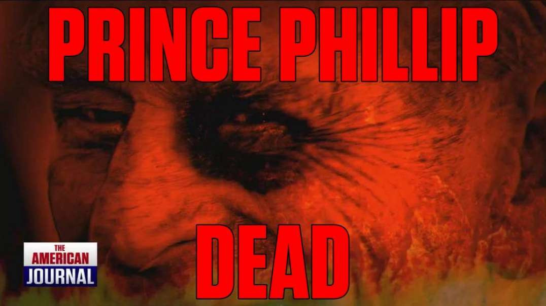Prince Philip Does His Part For Global Depopulation