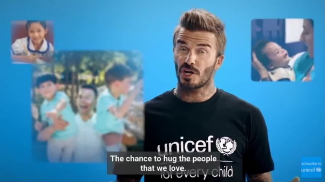 David Beckham's Vaccine Advice Destroyed By Study! Leave Our Kid's Alone!