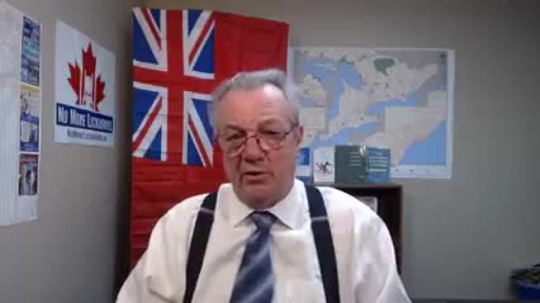 Randy Hillier updates on situation in Canada March 2021