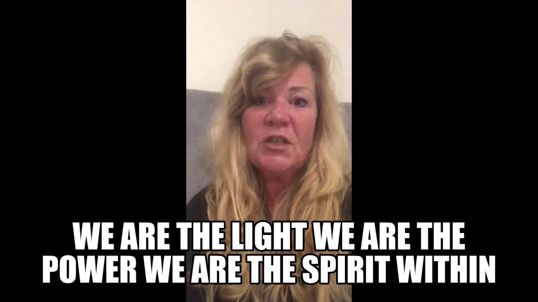 Unite we are the light we are the power we are the spirit within