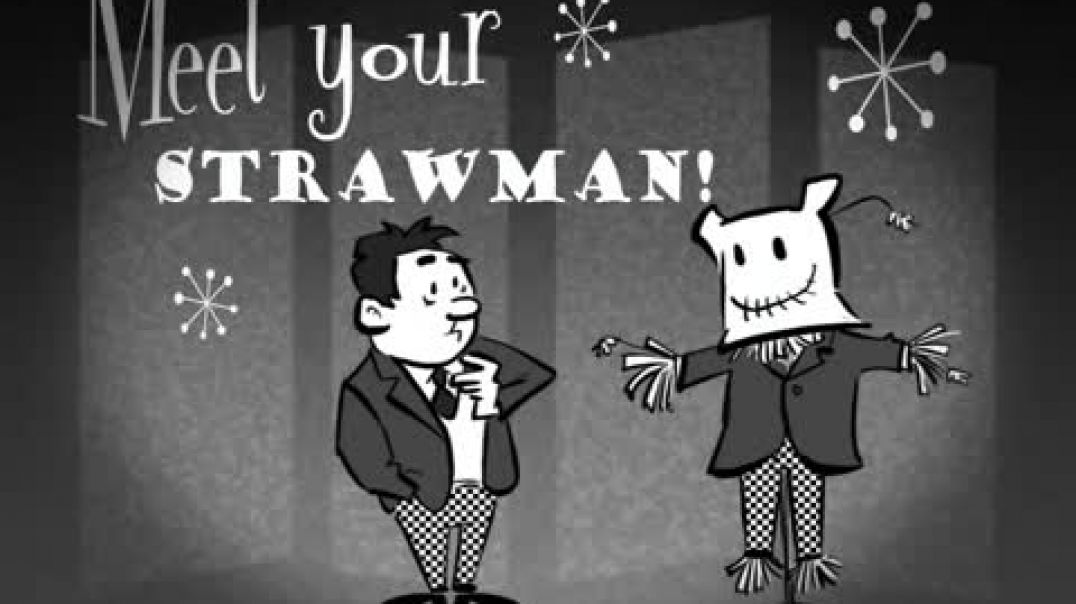 A Dummies Bulletproof Guide To The Strawman In Real EASY TERMS Anyone Could Understand!