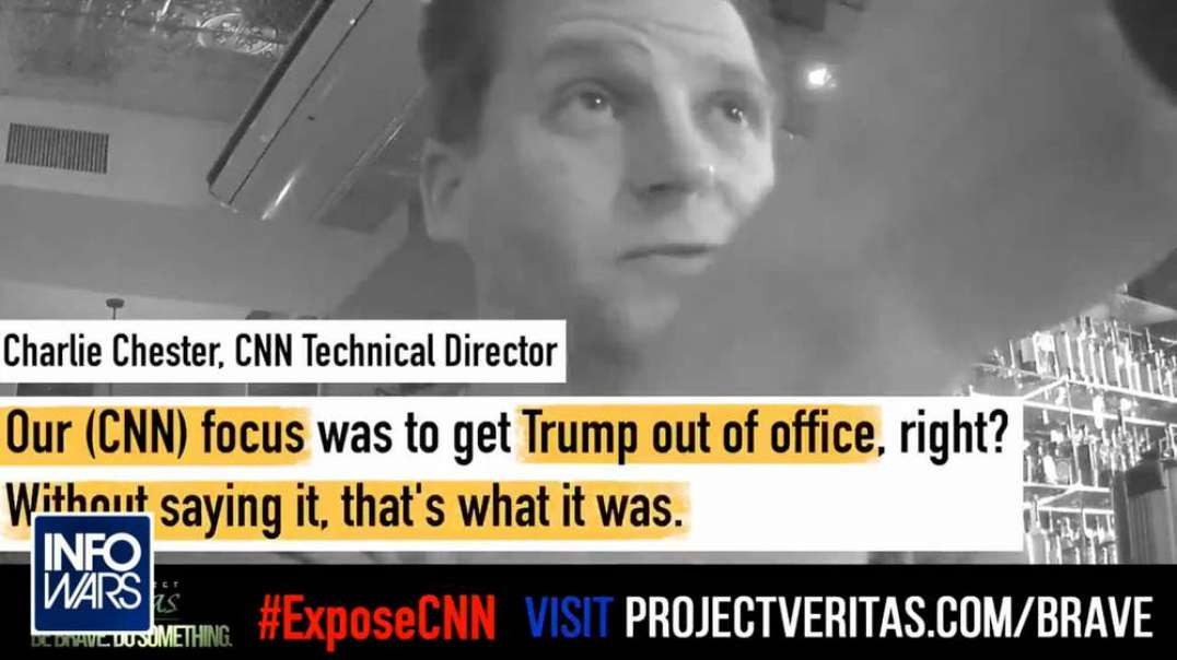 CNN Director Admits to Election Fraud and Propaganda for Biden's Campaign