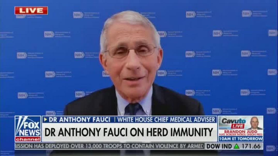 Angry Fauci Walks Back Controversial Statements