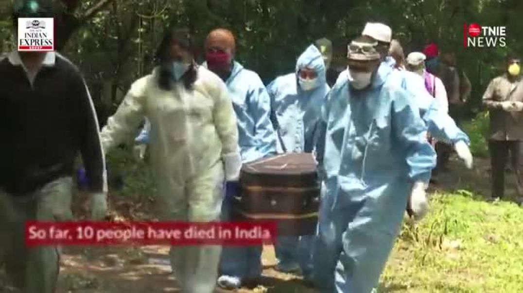10 dead in india after covid jab - but don't worry it was nothing to do with the vaccines