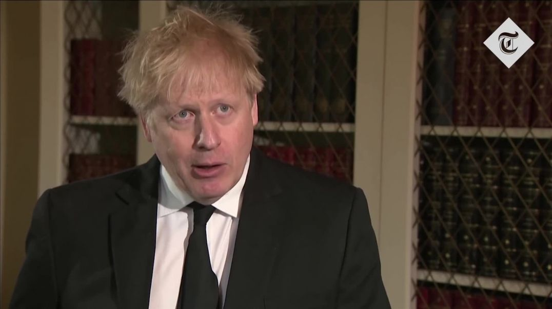 BORIS JOHNSON SAYS LOCKDOWN NOT VACCINE ROLLOUT HAS SLASHED DEATHS & WARNS CASES WILL RISE AGAIN
