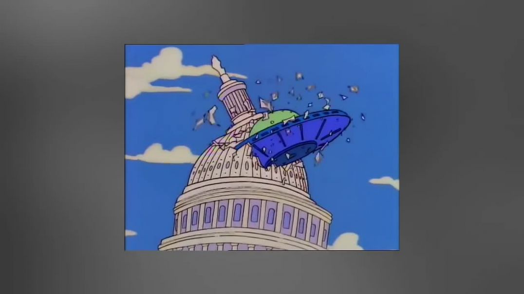 The Simpsons Two Party System Presidential Candidates SHAPESHIFTER REVEAL