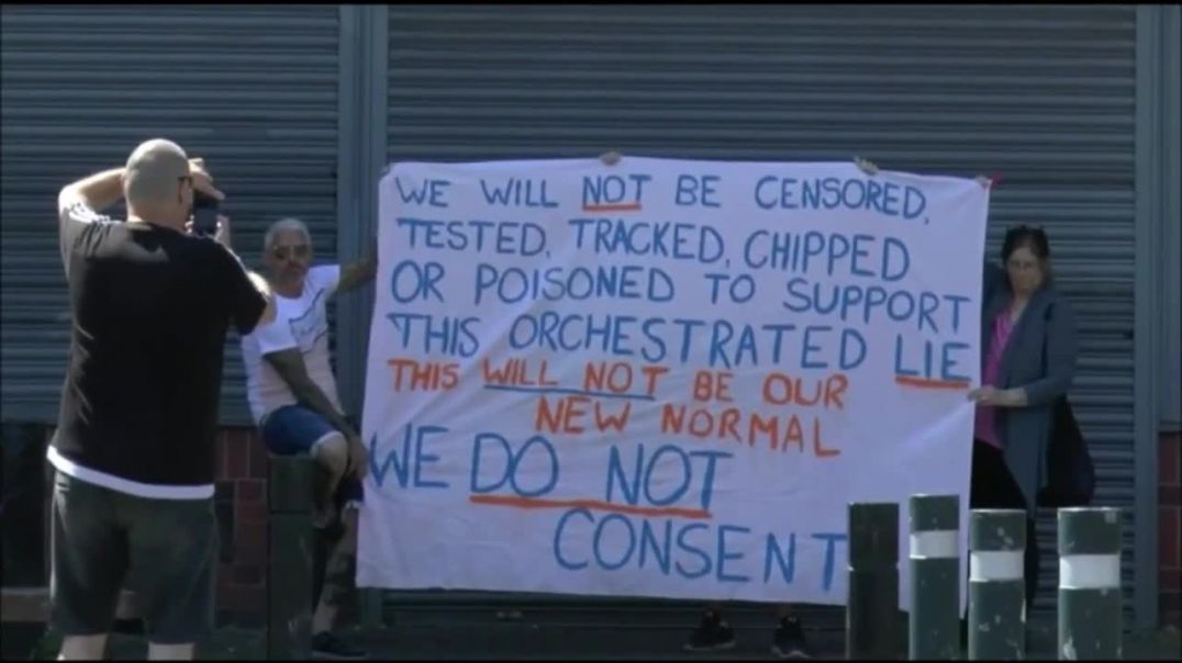 HAS BRITAIN FINALLY WOKEN UP! A YEAR ON? Filmed May 2020 SHEFFIELD 1ST TO RAISE ALARM