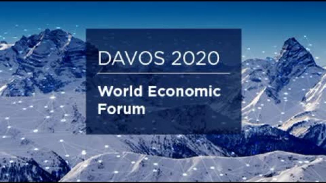 2020 WORLD ECONOMIC FORUM SUMMIT DAVOS SWITZERLAND (WEF)