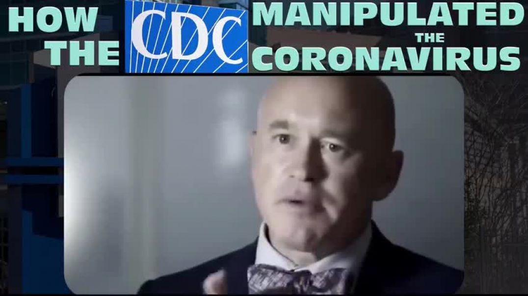 Dr. David Martin - How the CDC Manipulated the Coronavirus