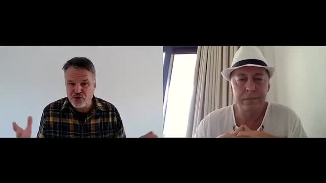 Oliver Janich Interviews Stefan Lanka - 7 Ways To Prove That Viruses Do Not Exist (March 29th, 2021)