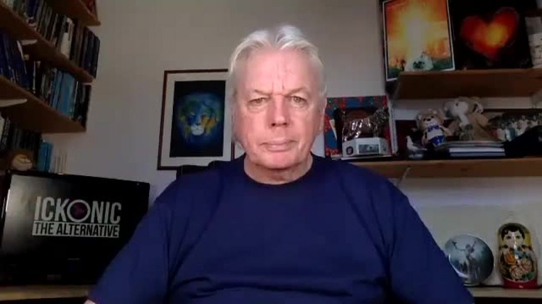 The Great ReOpening Talks To David Icke