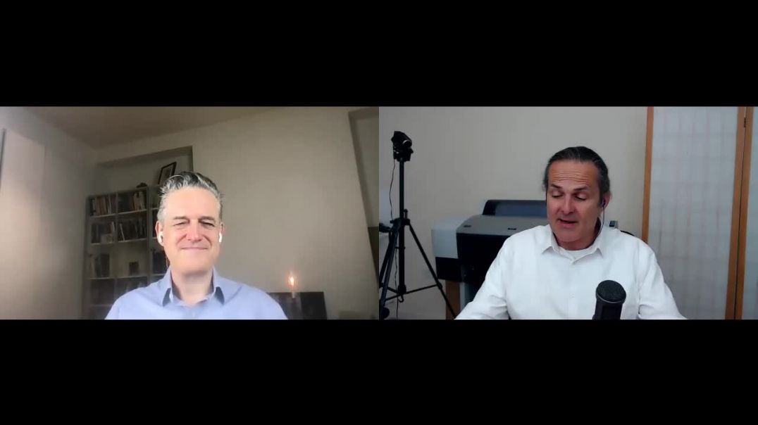 How to be Happy Healthy and Live a Magnificent Life - Simon Hinton Interview with Jason Liosatos