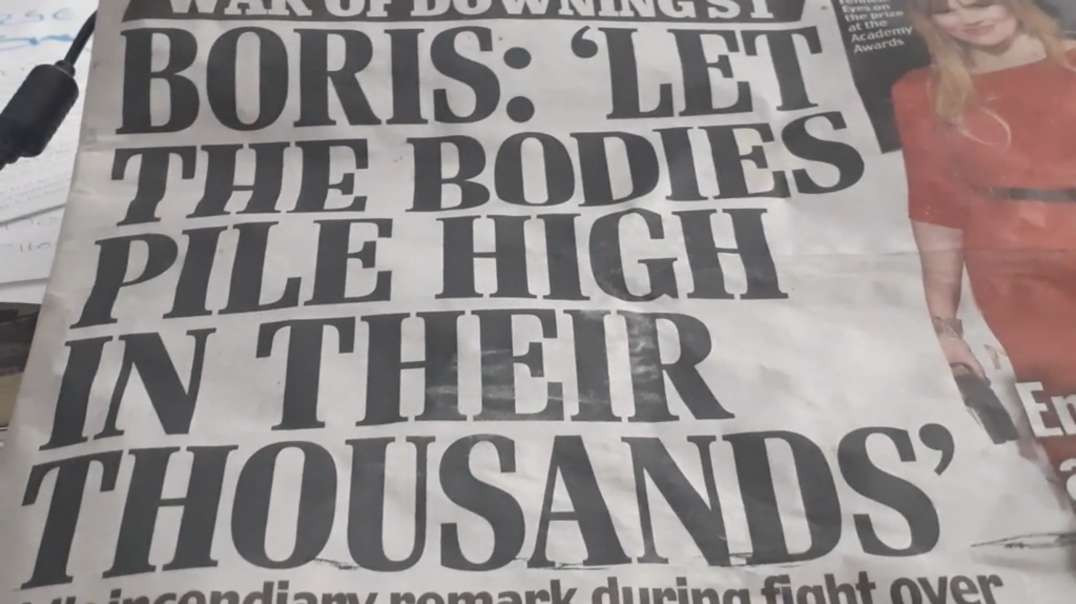 Boris: Let The Bodies Pile High In Their Thousands