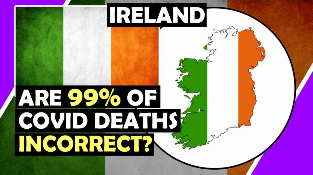 IRELAND 99% Of Covid Deaths Incorrect Hugo Talks #lockdown