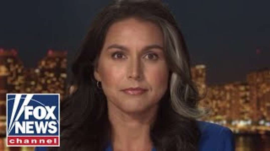 Tulsi Gabbard issues warning about potential war with Russia
