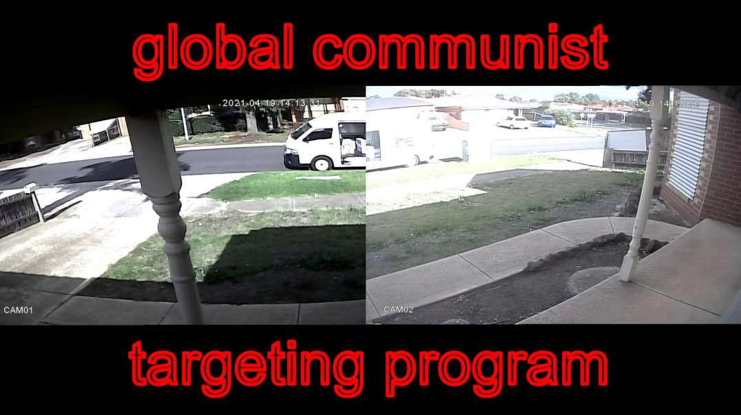 communist targeting programme how the programme uses fedex to let my mother know she's on watch