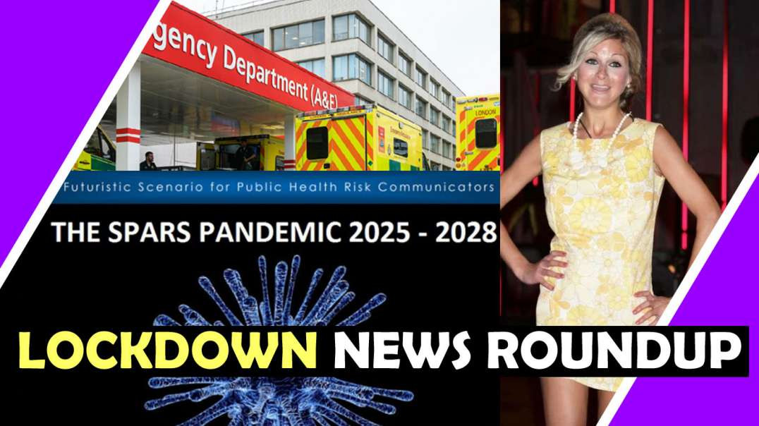 A&;E Swamped With Oxford Jab Side Effects / Hugo Talks #lockdown New Roundup