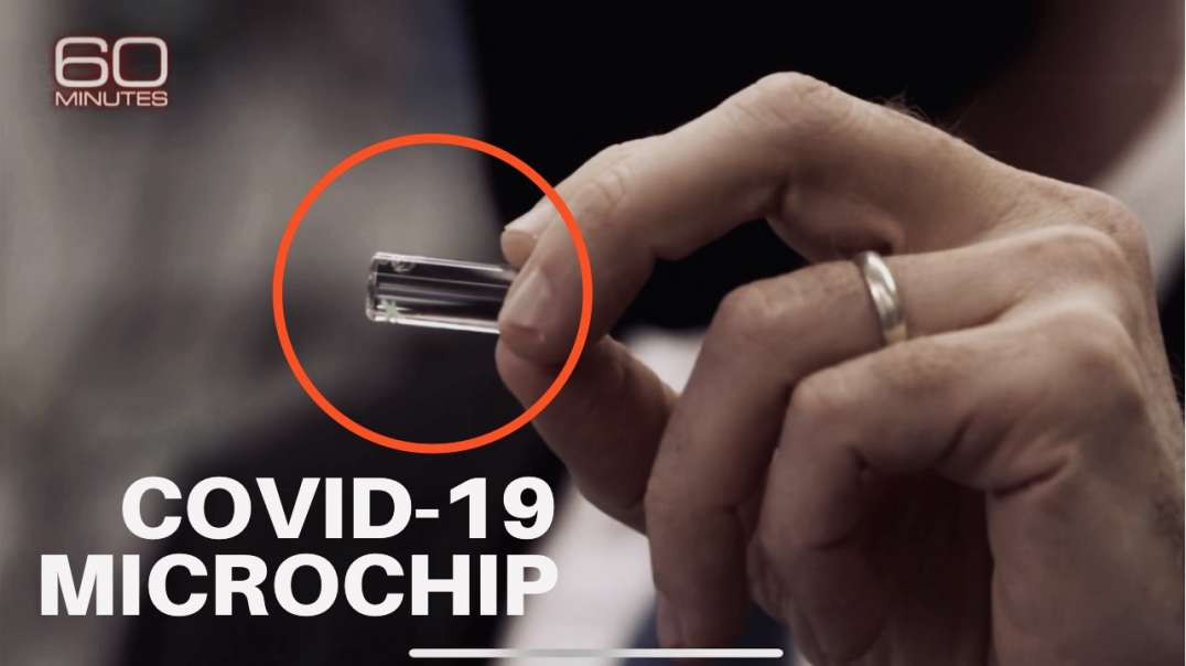 COVID-19 Microchips created by the pentagon  are coming 2021.
