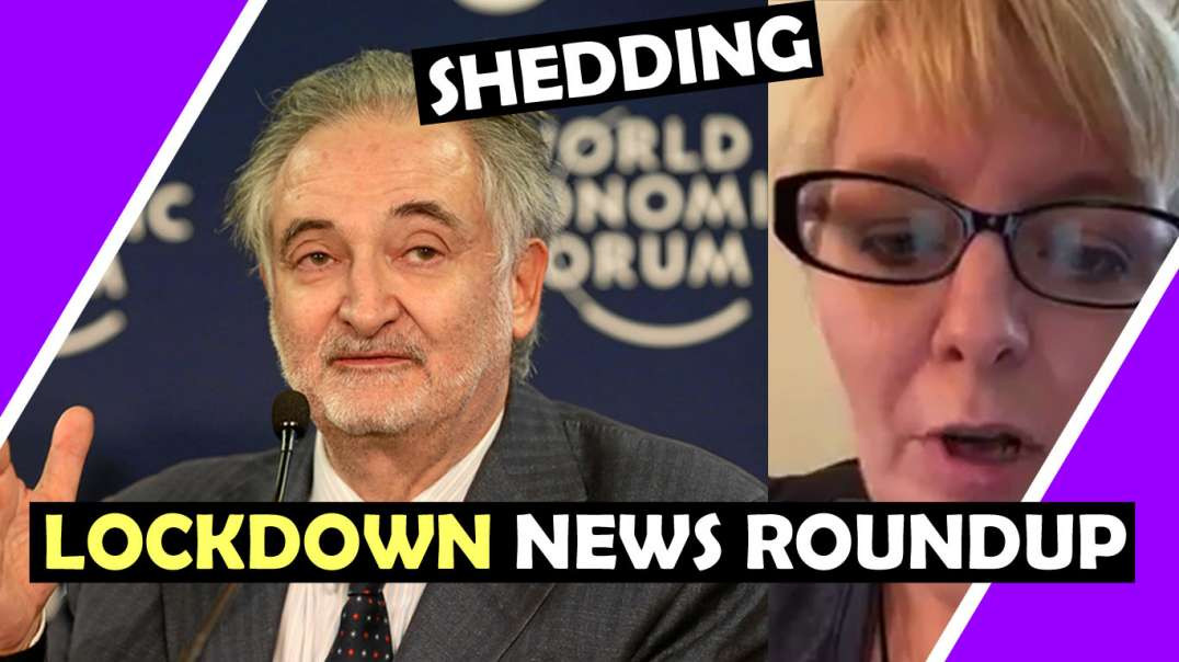 Shedding Lockdown News Roundup Hugo Talks #lockdown