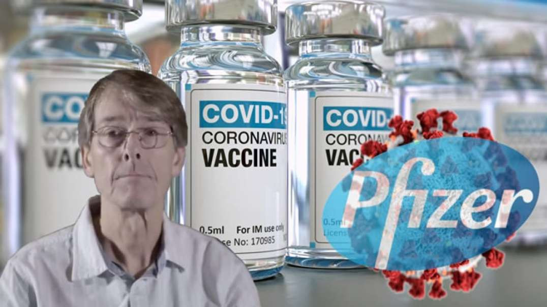 Dr. Michael Yeadon ex Pfizer VP Speaks Out On Dangers Of mRNA Vaccines & COVID Illusion