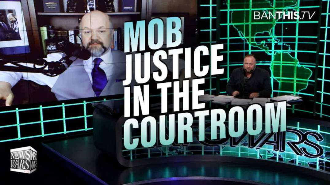 Leftists Demand Mob Justice in the Courtroom