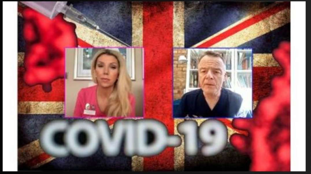 UK COVID UPDATE WITH KATE SHEMIRANI & DR. KEVIN CORBETT PLUS MAXIMIZING CANCER SURVIVAL