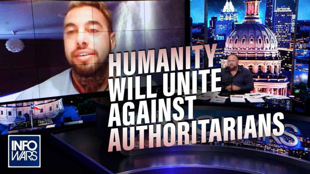 Chris Sky: Humanity Will Unite Against the Authoritarian Left