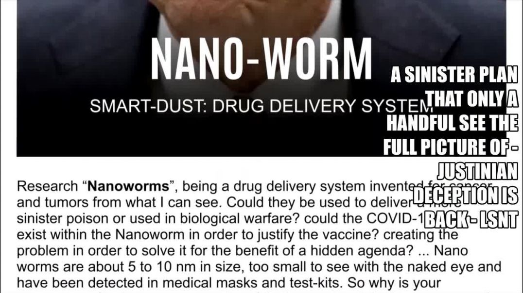 The NANO Worms Cotals At Work - The Mark of The Beast Is HERE! Wake Up Quetzalcoatl