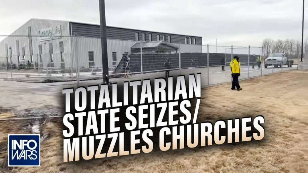 Shock Video: Canada Complies with Chinese Order to Close Churches