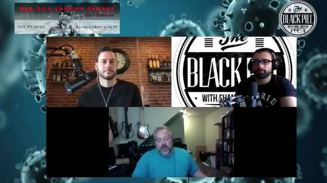Gain of Function, The Seven Deadly Sins, & Scientism - Clint Richardson on Black Pill Radio