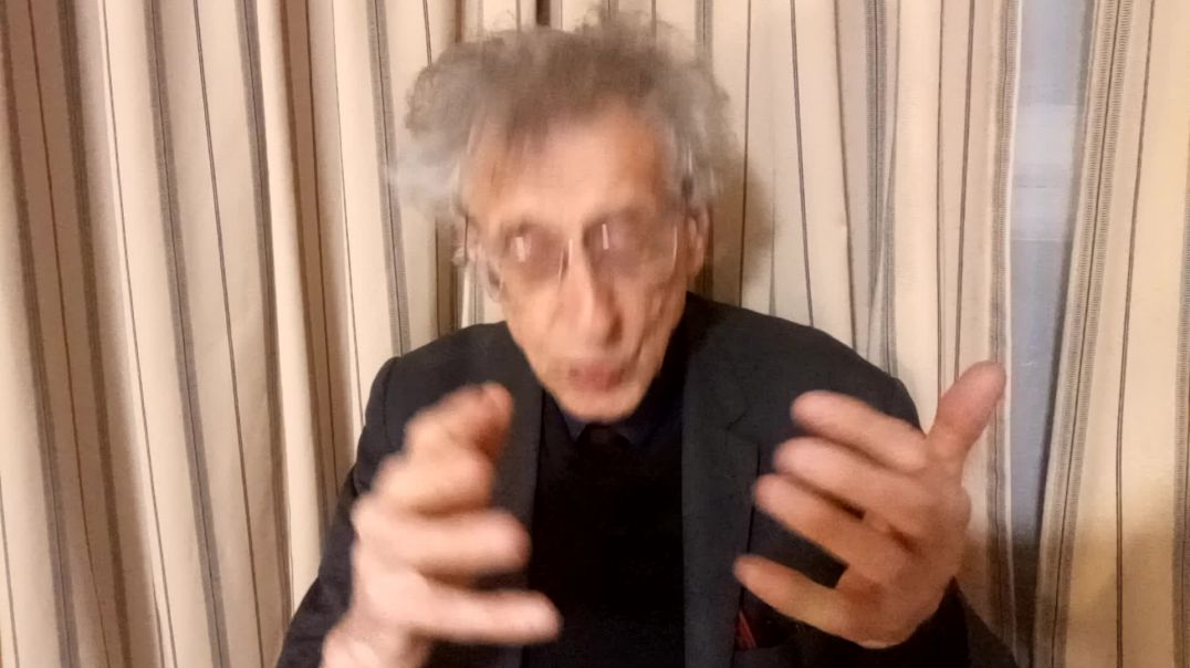 Piers Corbyn thanks everyone who marched for their freedoms at London 24th April