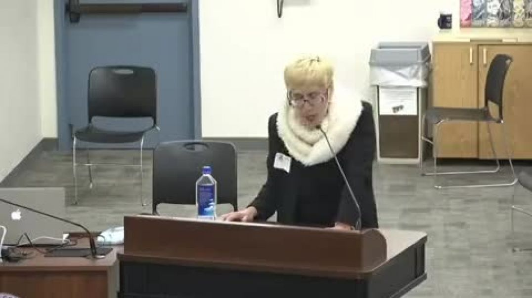 Attorney Leigh Dundas Speaks At The Orange County, California Board Of Supervisors(1)