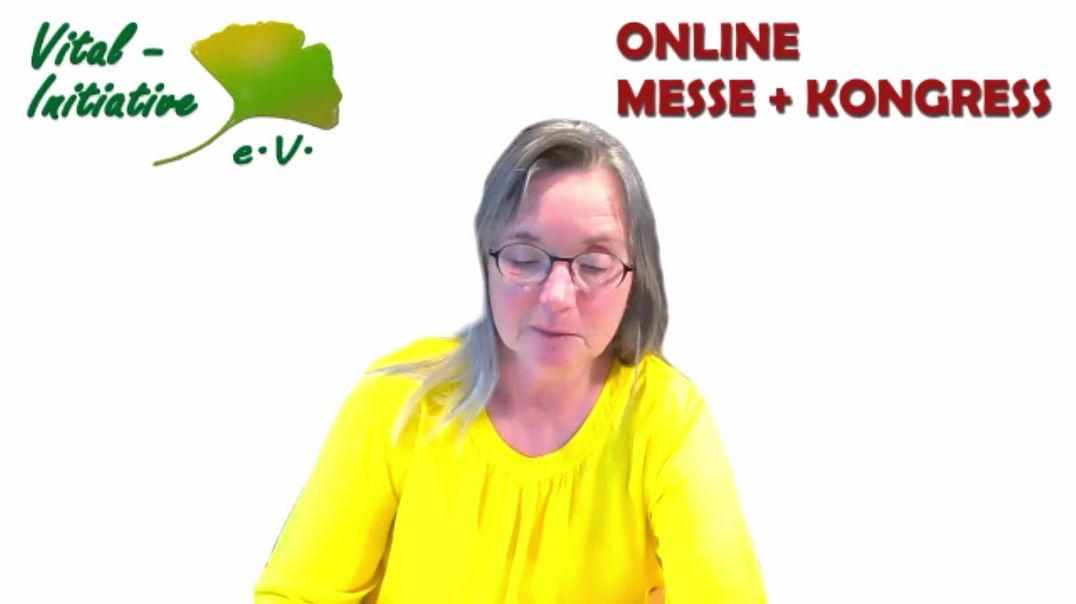 Vital-Initiative Onlinemesse 2021  - 1.1SC-03 ⁣Interview Sabine Temming mit Sabine Gebarski