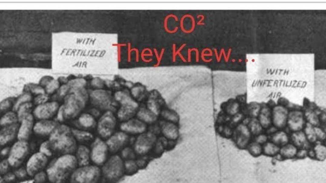 "100 Year Old Study ""Carbonic Acid"" Or Co2, Does This To Food!!!"