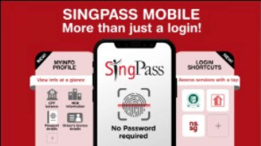SingPass Digital ID, Canada's Internet Censorship And The New Divide!
