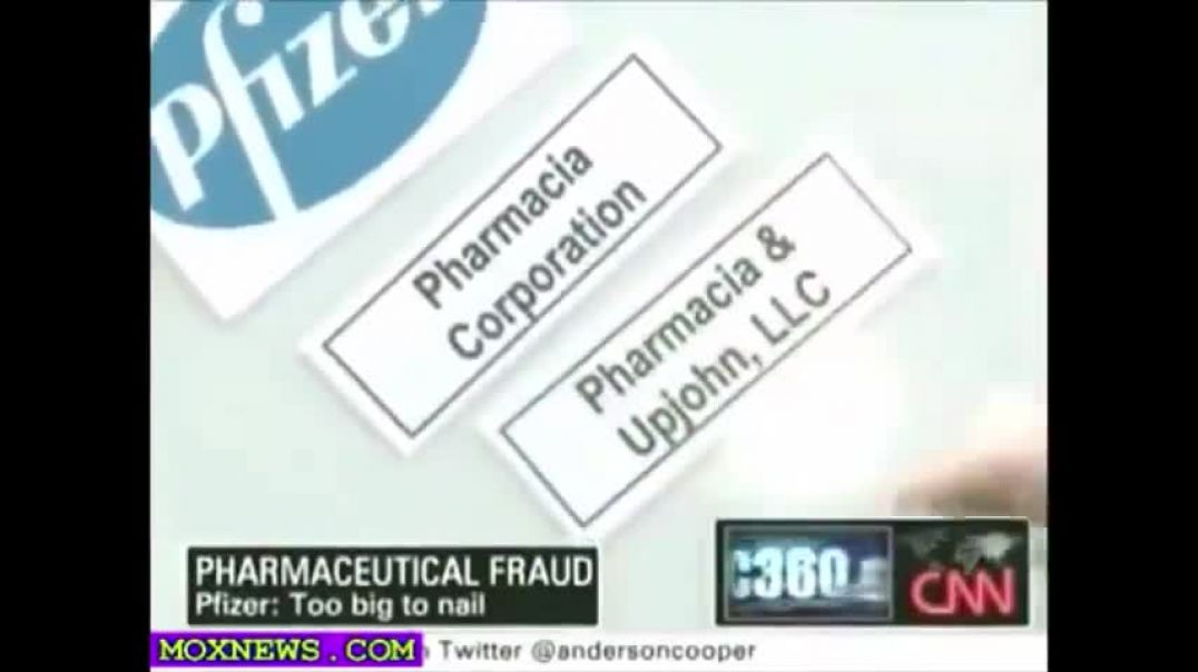 Pfizer should have been closed down in 2009