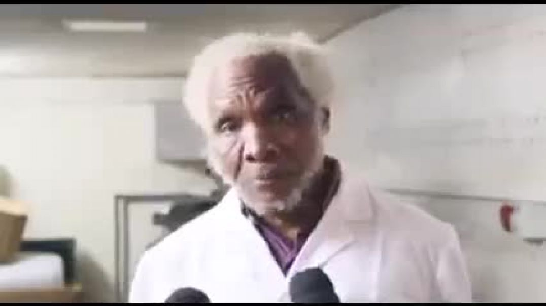 Kenyan Doctor makes some good points regarding the vaccine