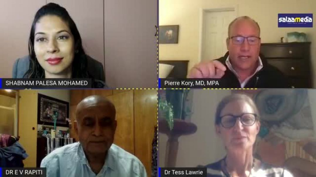 The Peoples Voice with Drs Kory, Lawrie and Rapiti