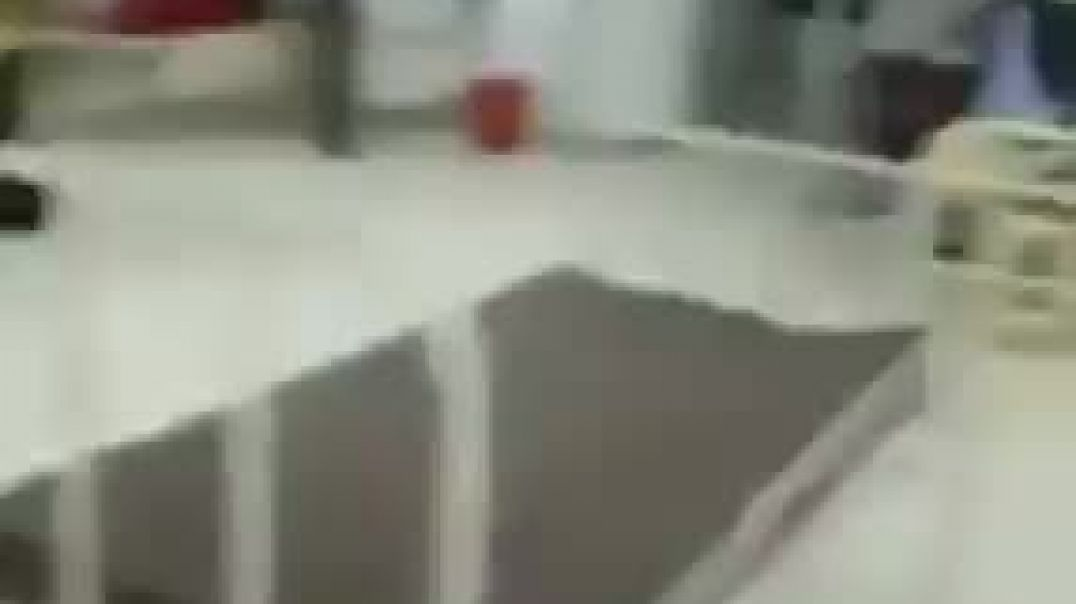 DOES THIS INDIAN HOSPITAL LOOK OVERFLOWING TO YOU