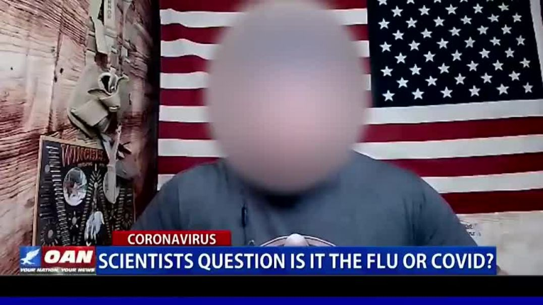 Scientists question is it the flu or COVID? 23.12.2020