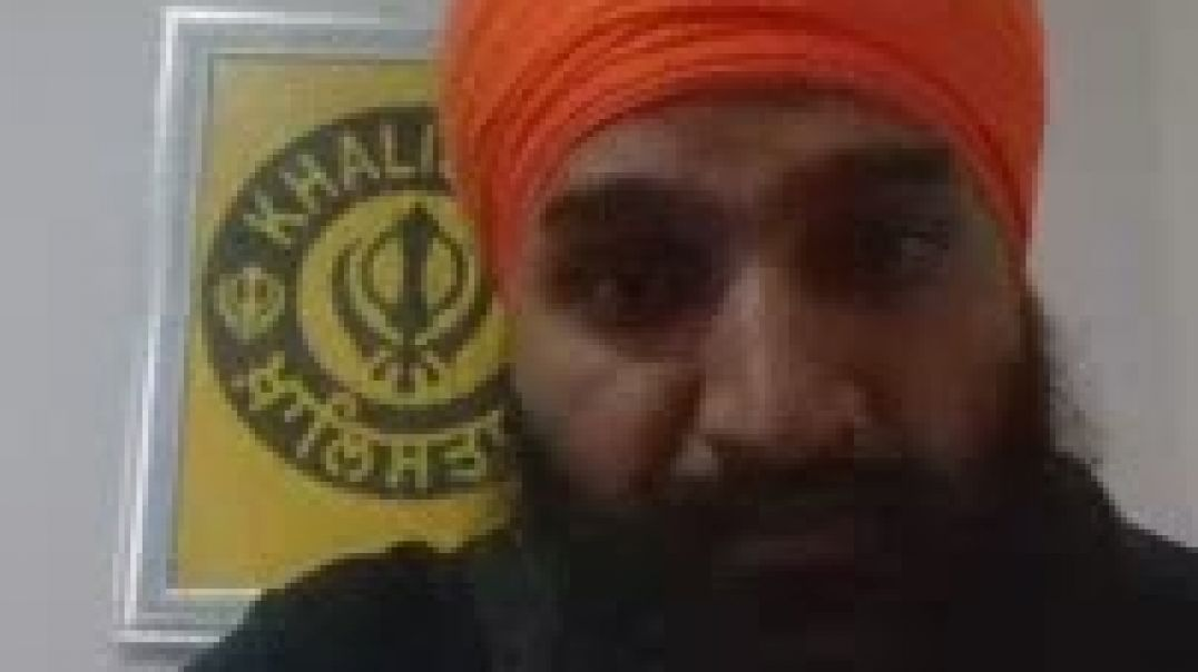 Gurcharin Singh - MSM are using India for propaganda,  its all lies!