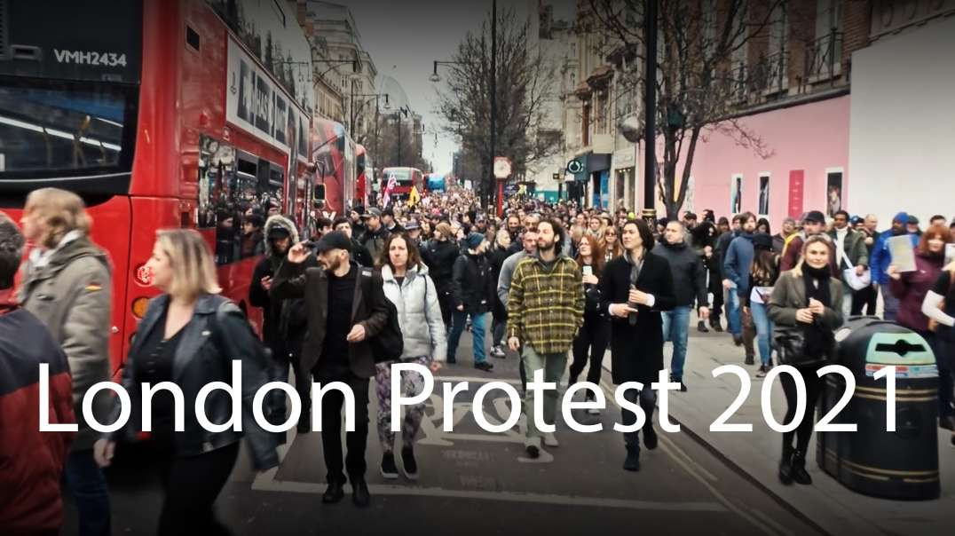 london protest 2021
