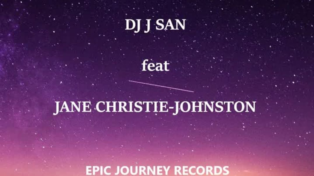 SO GOOD FOR YOU by DJ J SAN [feat] JANE CHRISTIE-JOHNSTON