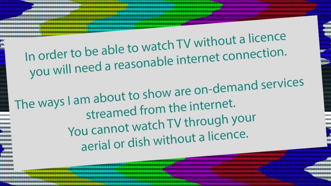 What Can You Watch Without A TV Licence In 2021