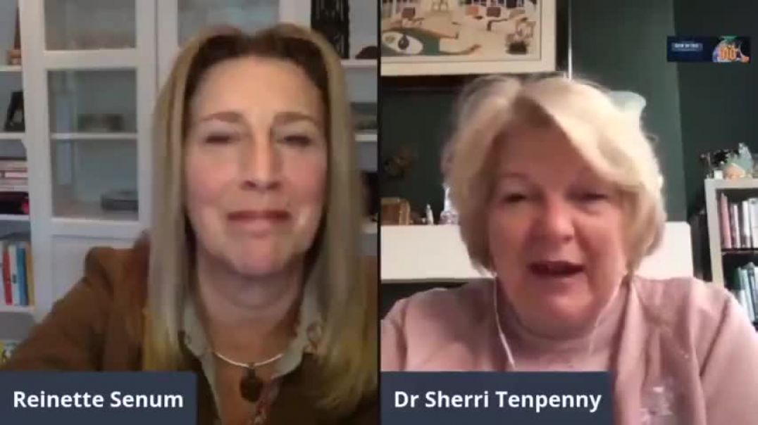 ⁣DR. SHERRY TENPENNY (DANGERS OF COVID-19 VACCINE)