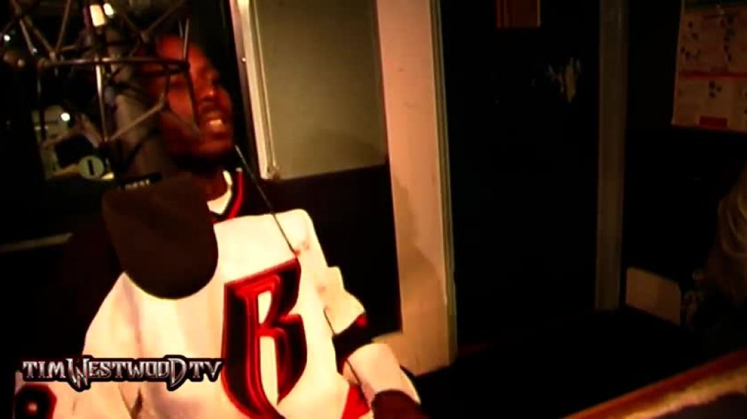 DMX GOES OFF ON THE MUSIC INDUSTRY (TIM WESTWOOD)
