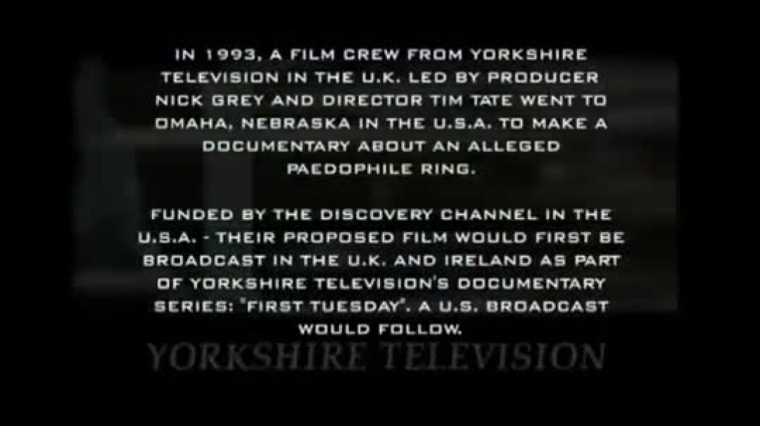 Conspiracy Of Silence - A documentary revealing nationwide child abuse by the elite - Now deleted fr