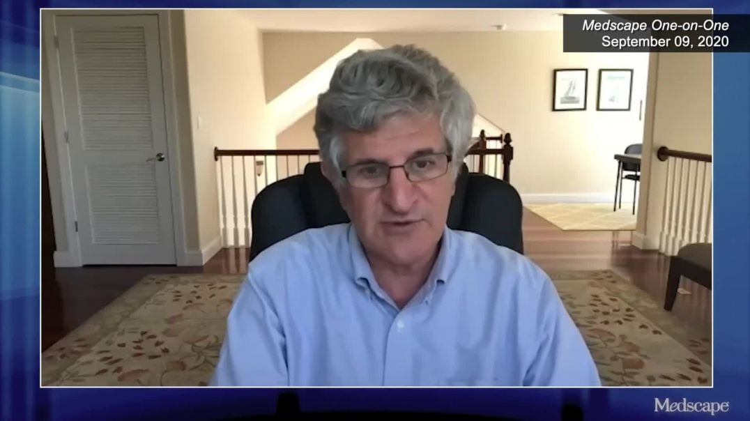 Dr Paul Offit, vaccine expert, warns about cytokine storms